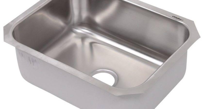 Patrick Distribution Single Bowl Stainless Steel