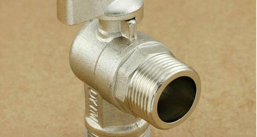 Pcs Triangular Valve Copper Water Heater Boiler