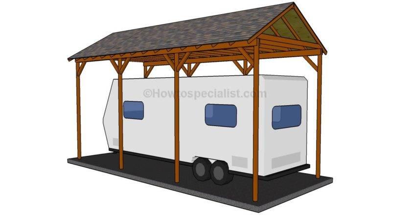 Pdf Diy Carport Plans Wood Rollback Porch