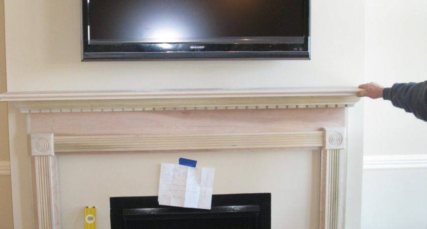 Pdf Install Gas Fireplace Mantel Plans