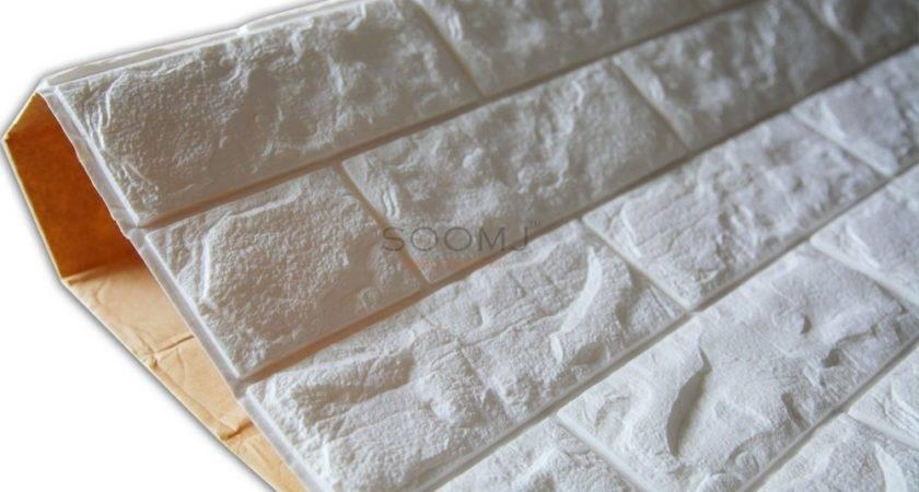 Peel Stick Brick Design Sheets