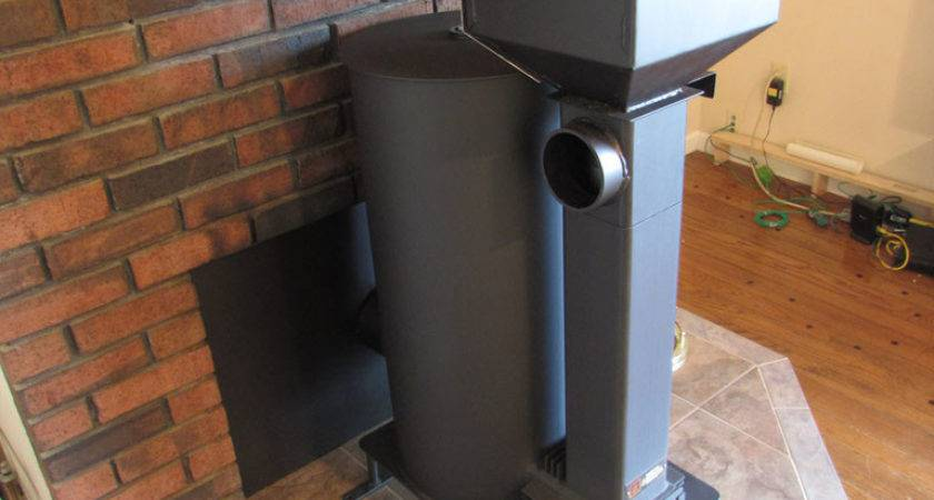 Pellet Hopper Accessories Liberator Rocket Heaters