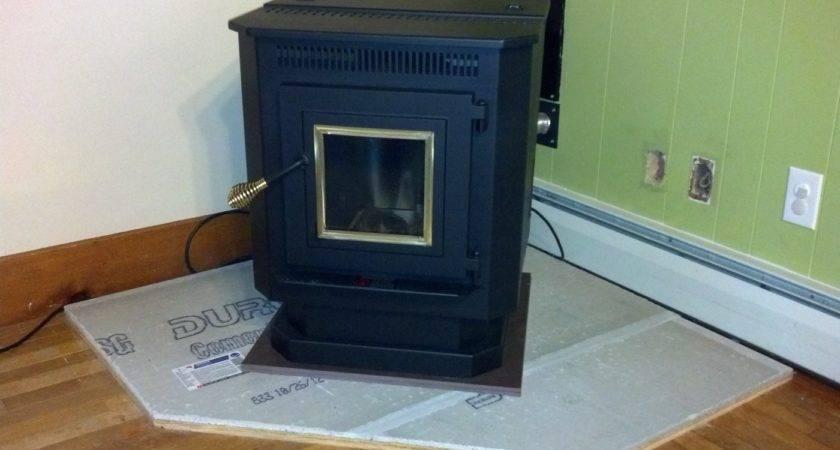 Pellet Stove Floor Protection Matttroy