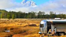 Pendleton Airstream Celebrate National Park
