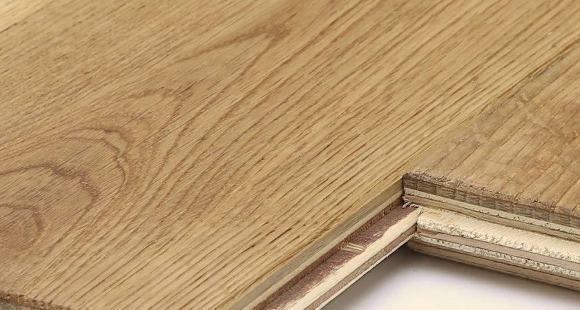 Penthouse Natural Oak Brushed Oiled Engineered Wood