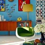 People Used Blue Make Their Home Decor Pop