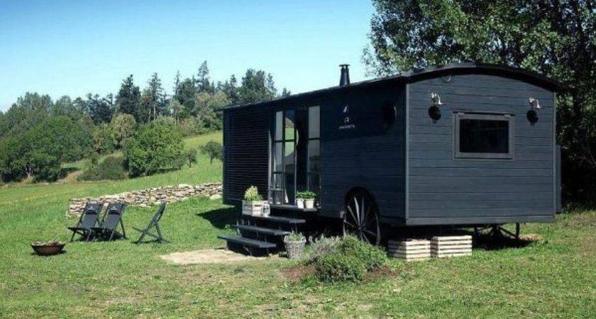Perfect Adventure Homes Tiny Mobile Wheels
