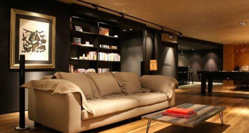 Perfect Bachelor Pad Interior Design Ideas