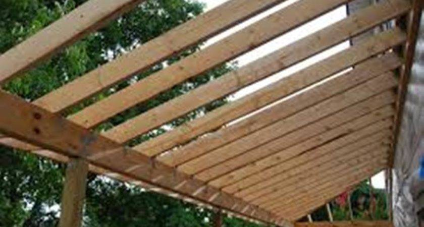 Perfect Deck Roof Framing Collection Framed Art Ideas