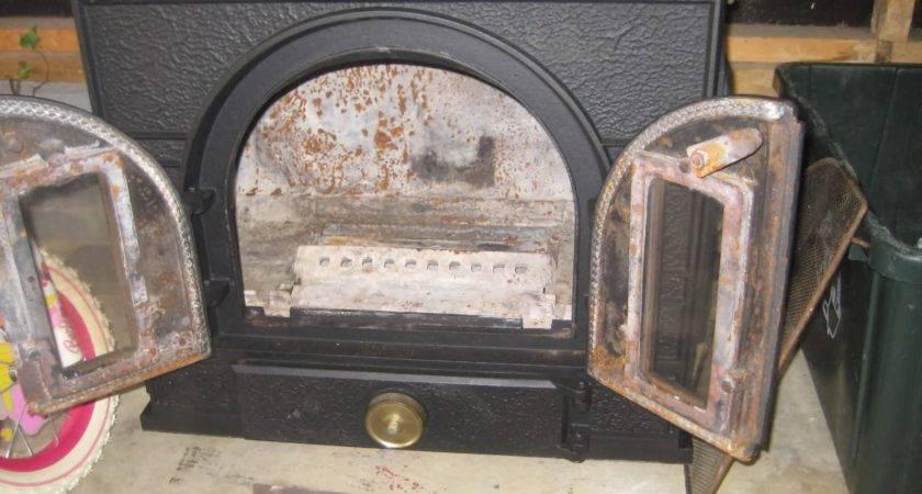 Perfect Federal Airtight Wood Burning Stove Home Ideas