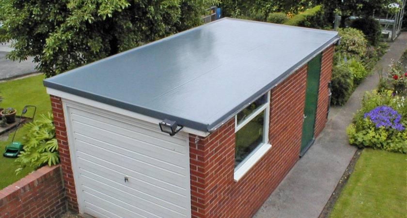 Performance Metal Roofing Flat