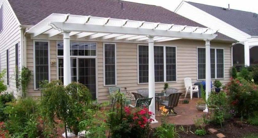 Pergola Design Ideas Front Porch Stunning