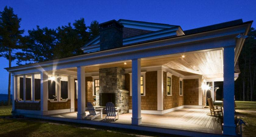Phenomenal Wrap Around Porch House Plans Decorating Ideas