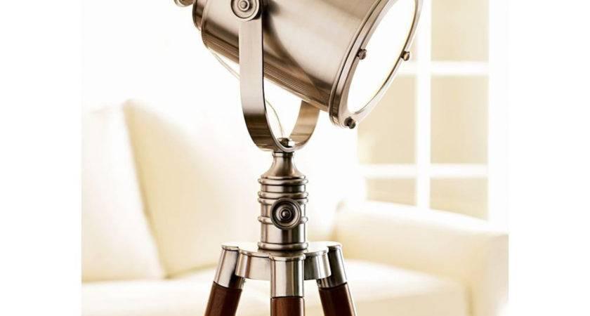 Photographer Tripod Floor Lamp