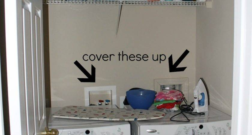 Photos Before Meets After Laundry Room Makeover Happy