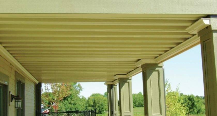 Photos Plastic Sheeting Under Deck Diy Home Design