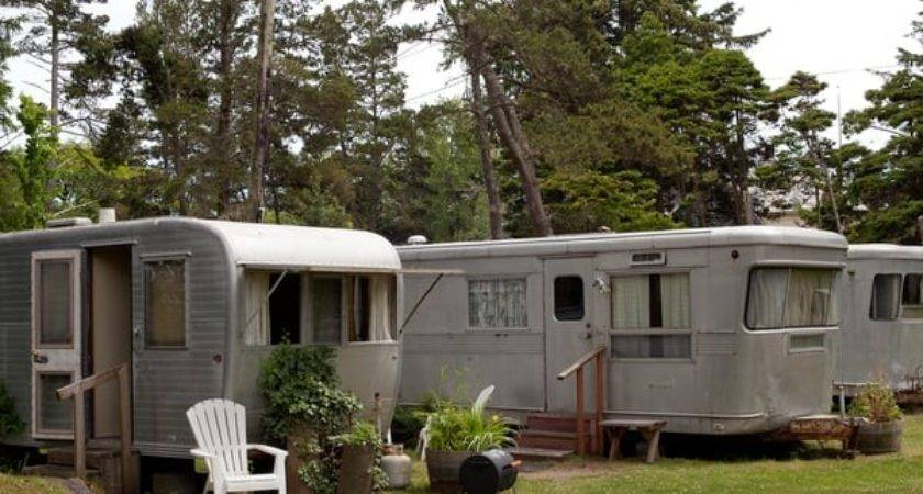 Photos Sou Wester Lodge Vintage Travel Trailer