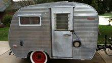 Photos Vintage Camper Trailers