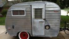Photos Vintage Camper Trailers