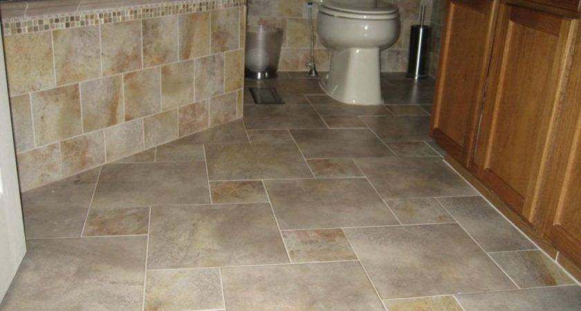 Picking Best Bathroom Floor Tile Ideas Agsaustinorg
