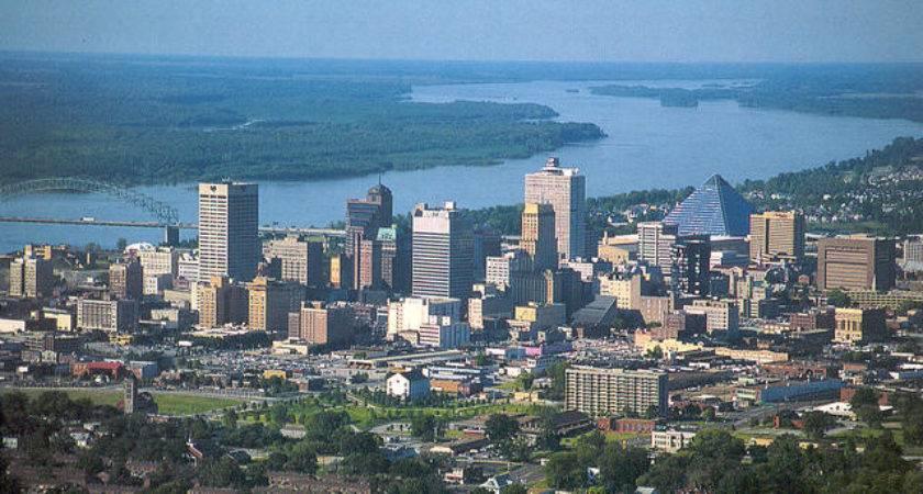 Pictureninja Memphis Skyline