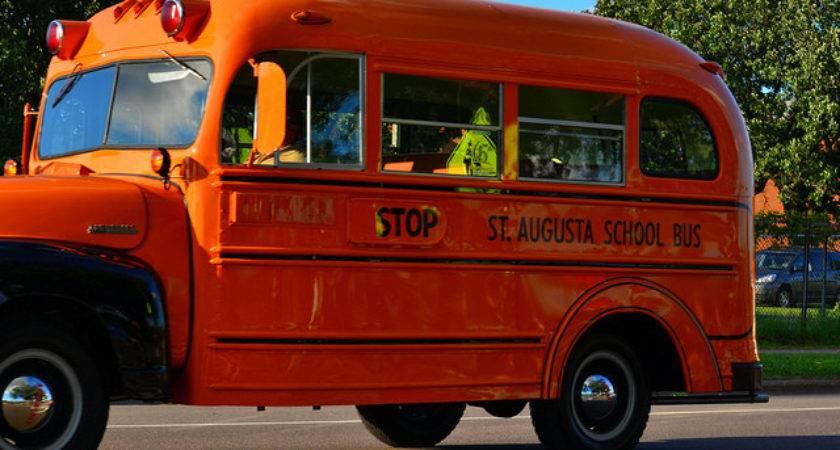 Pin Vintage School Buses Sale Pinterest