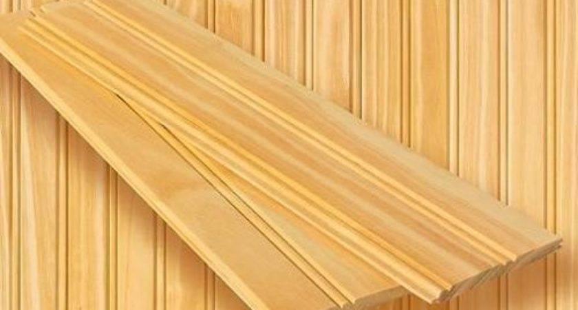 Pine Beadboard Planks Bing