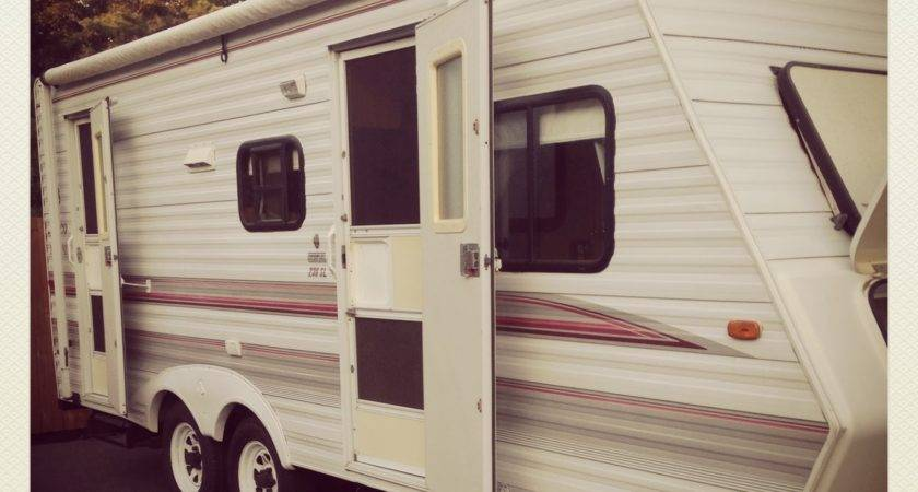 Pine Tree Home Camper Redo Bought
