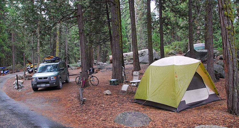 Pinecrest California Camping Reservations