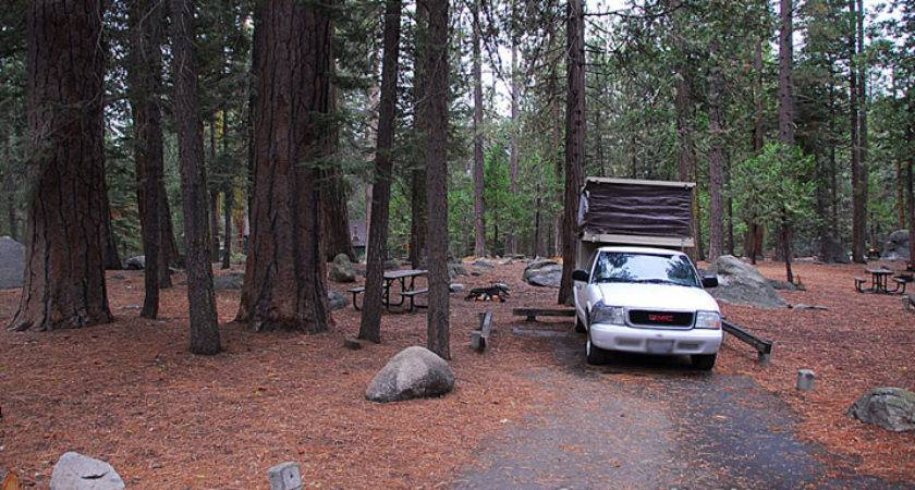 Pinecrest Lake Campsite Photos Camping Information