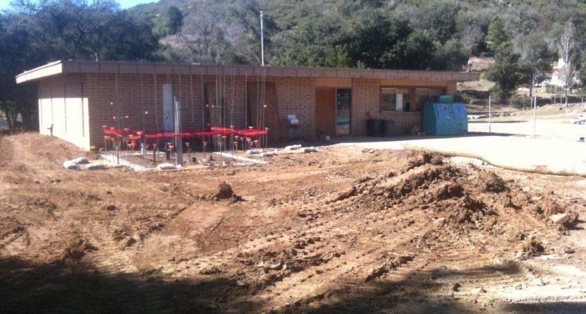 Pinecrest Retreat Club House Improvements Underway