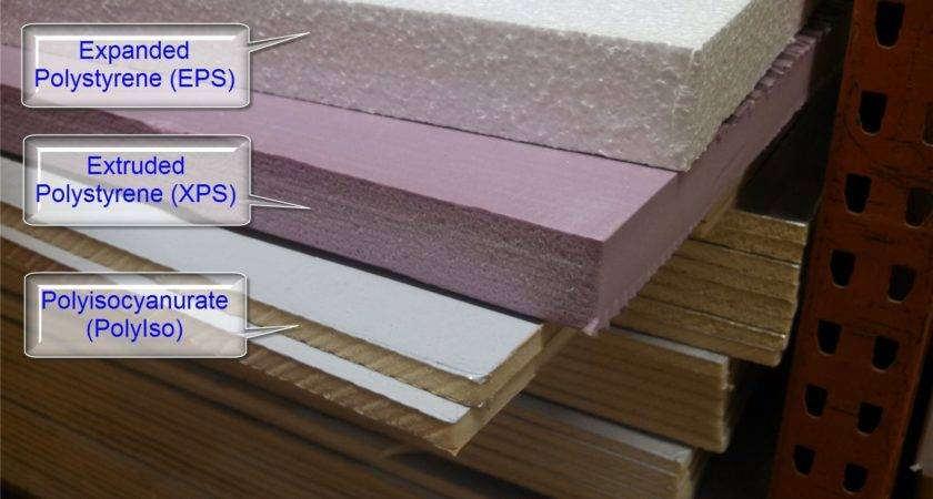 Pink Foam Insulation Spillo Caves