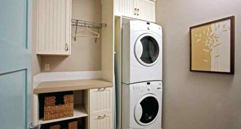 Pinterest Stackable Washer Dryer Sizes Kitchen Remodel