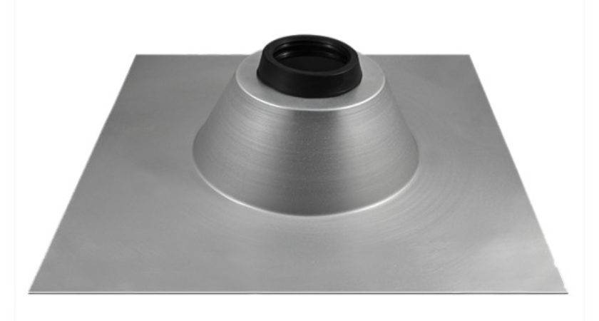 Pipe Boot Rubber Roof Vent Flashing Silicone Epdm