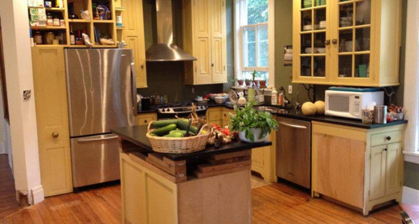 Planning Old House Kitchen Remodel Considering
