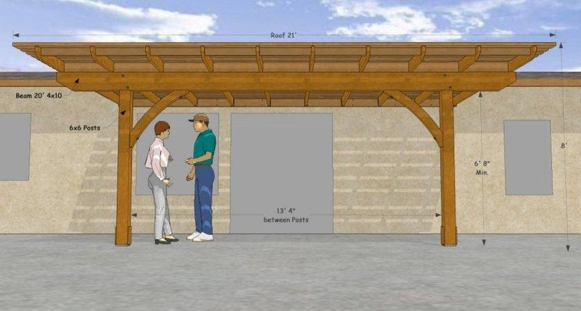 Plans Patio Covers