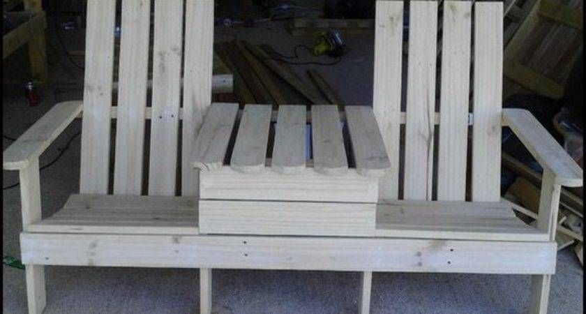 Plans Recycled Pallet Furniture Ideas