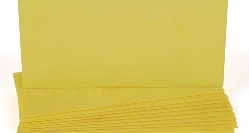 Plastic Deep Foundation Yellow Hudson Valley Bee