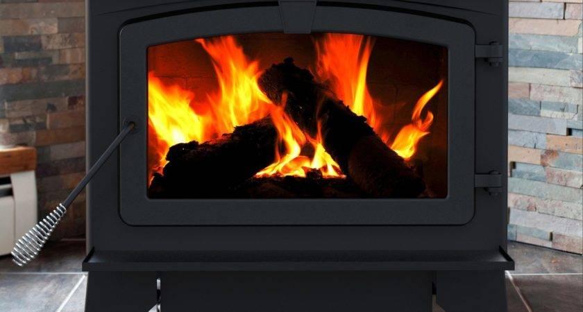 Pleasant Hearth Medium Wood Burning Stove Blower