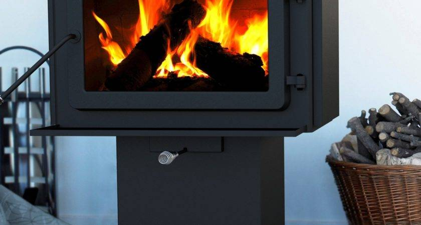 Pleasant Hearth Small Wood Burning Stove Blower
