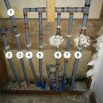 Plumbing Can Avoid Slab Run New Pex