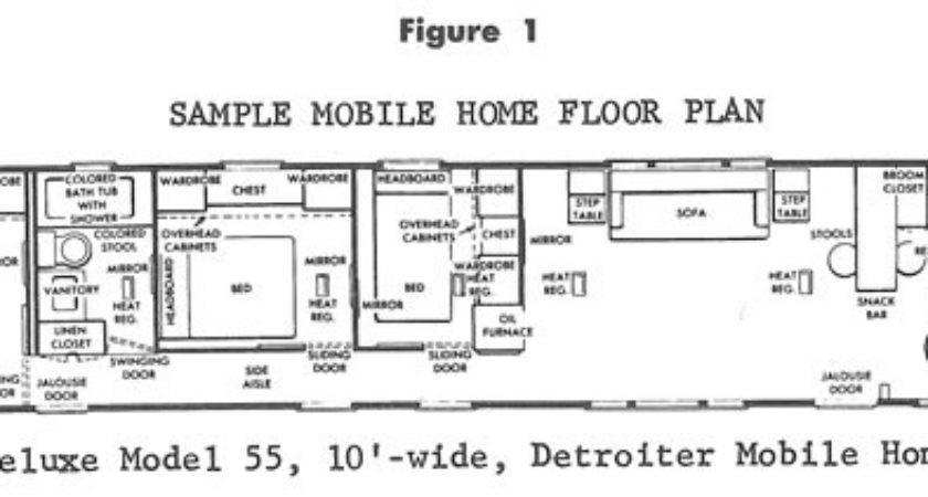 Plumbing Diagram General Mobile Home