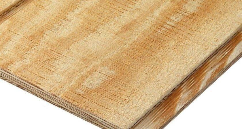 Plytanium Plywood Siding Panel Common