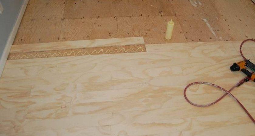 Plywood Floor Houses Flooring Ideas Blogule
