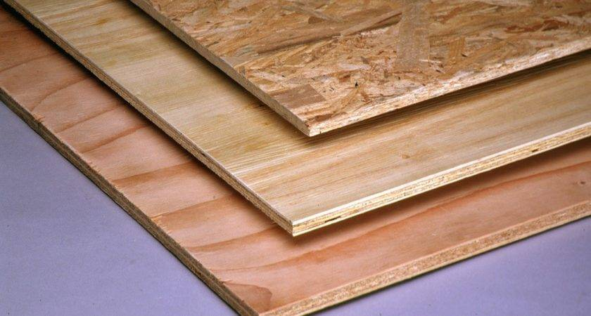 Plywood Osb Which Better Prosales