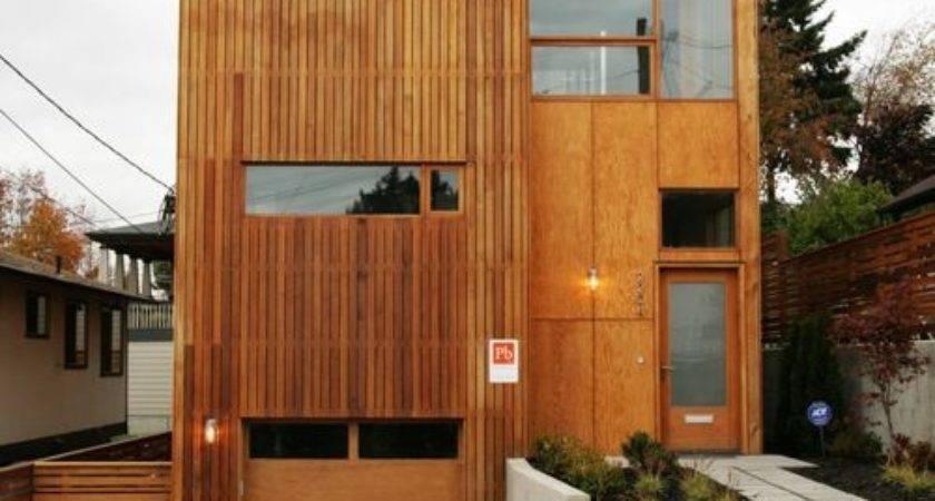 Plywood Siding Home Design Ideas Remodel Decor