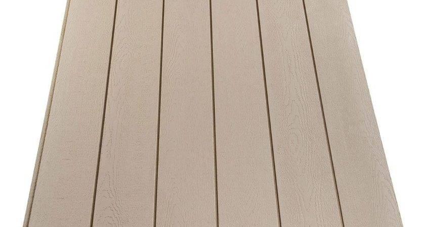 Plywood Siding Panel Duratemp Primed Common