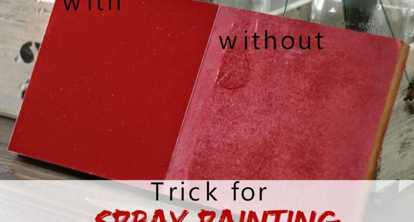 Pneumatic Addict Trick Spray Painting Mdf