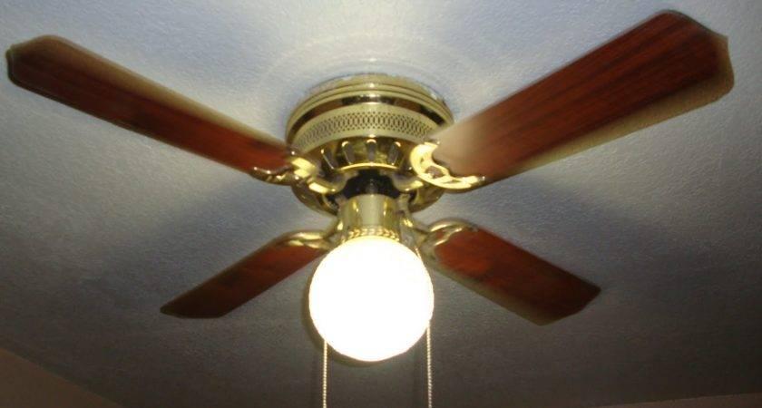 Pokeydotquilting Ceiling Fans Paint