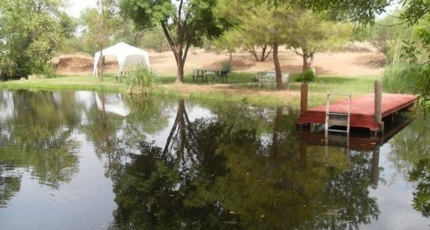 Pond Shade Dock Ahhhhh Siesta